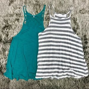 ✨ 2 for 1 ✨ Aeropostale tank tops